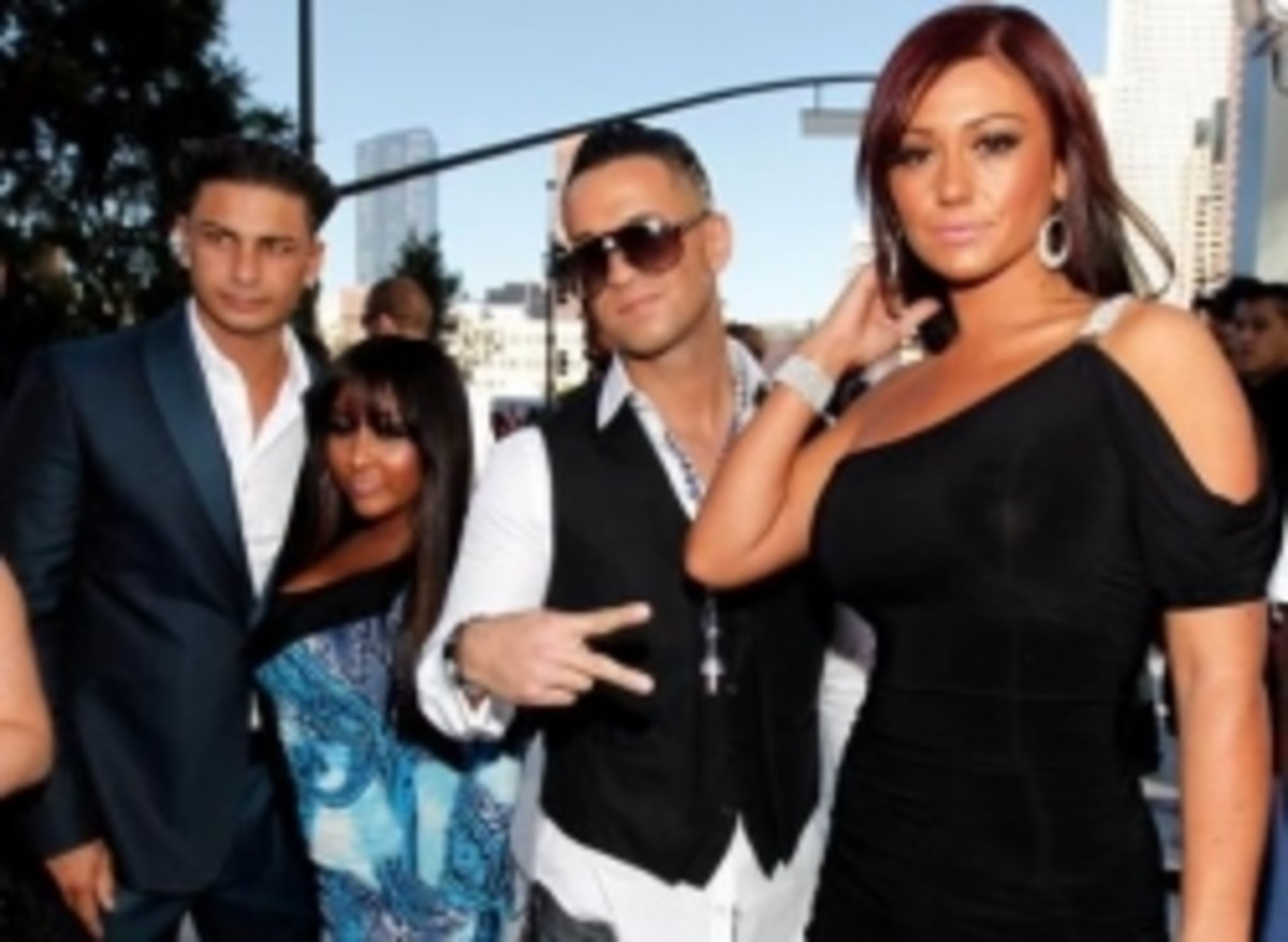 Jersey Shore Cast member bios and ages
