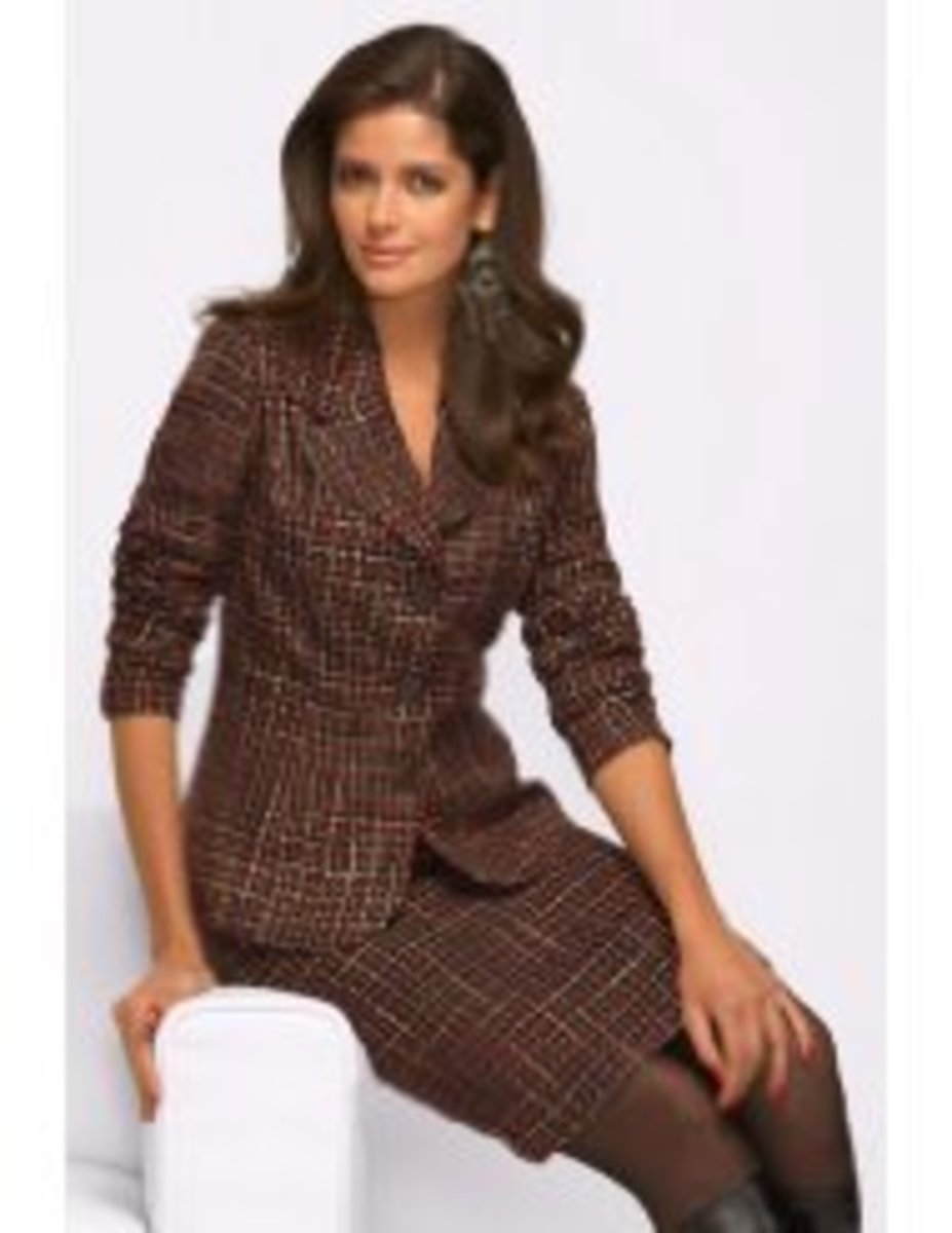 Suit on sale at Amazon.