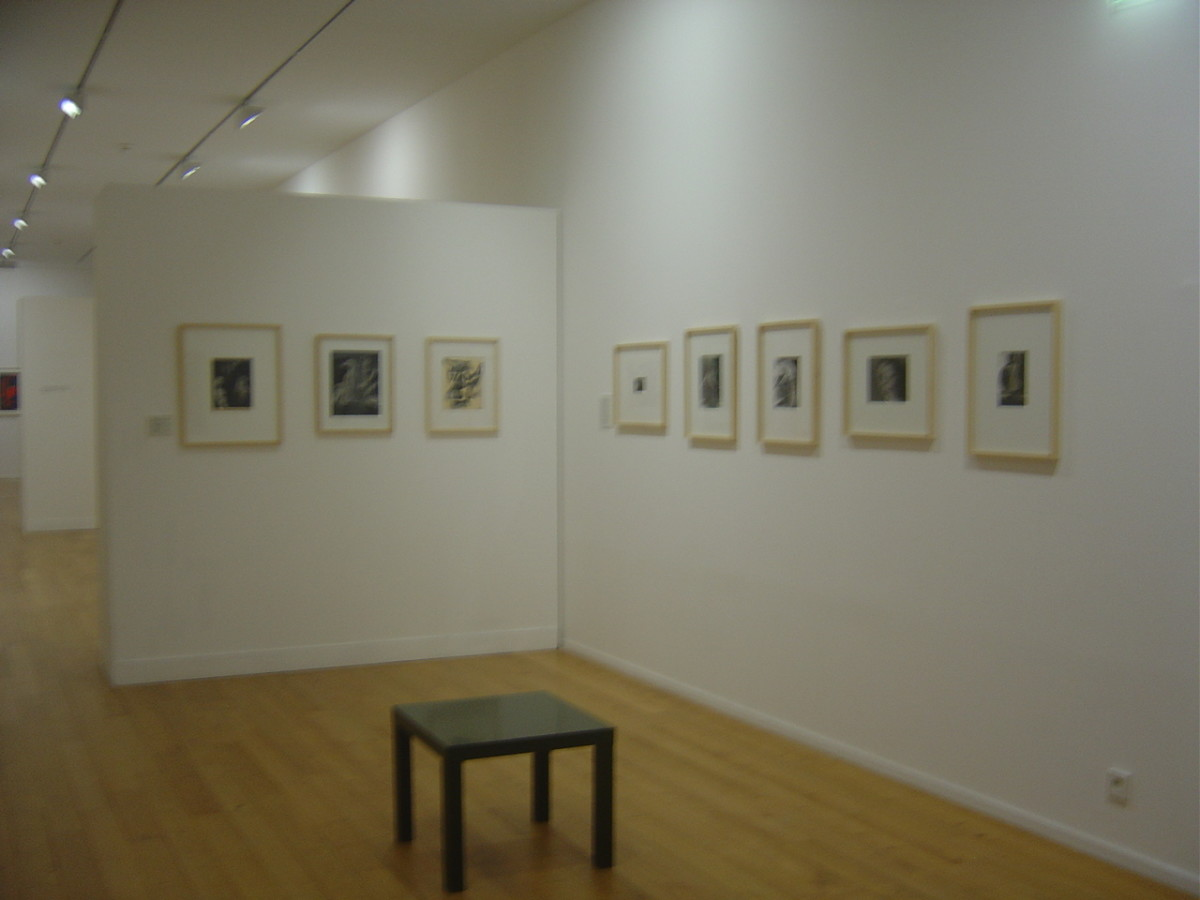 Permanant exhibition by the artist Raoul Hausmann