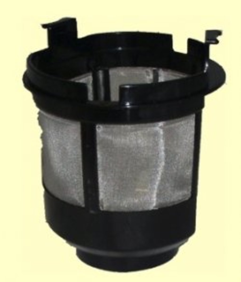 Melitta Mill and Brew Replacement Filter Basket