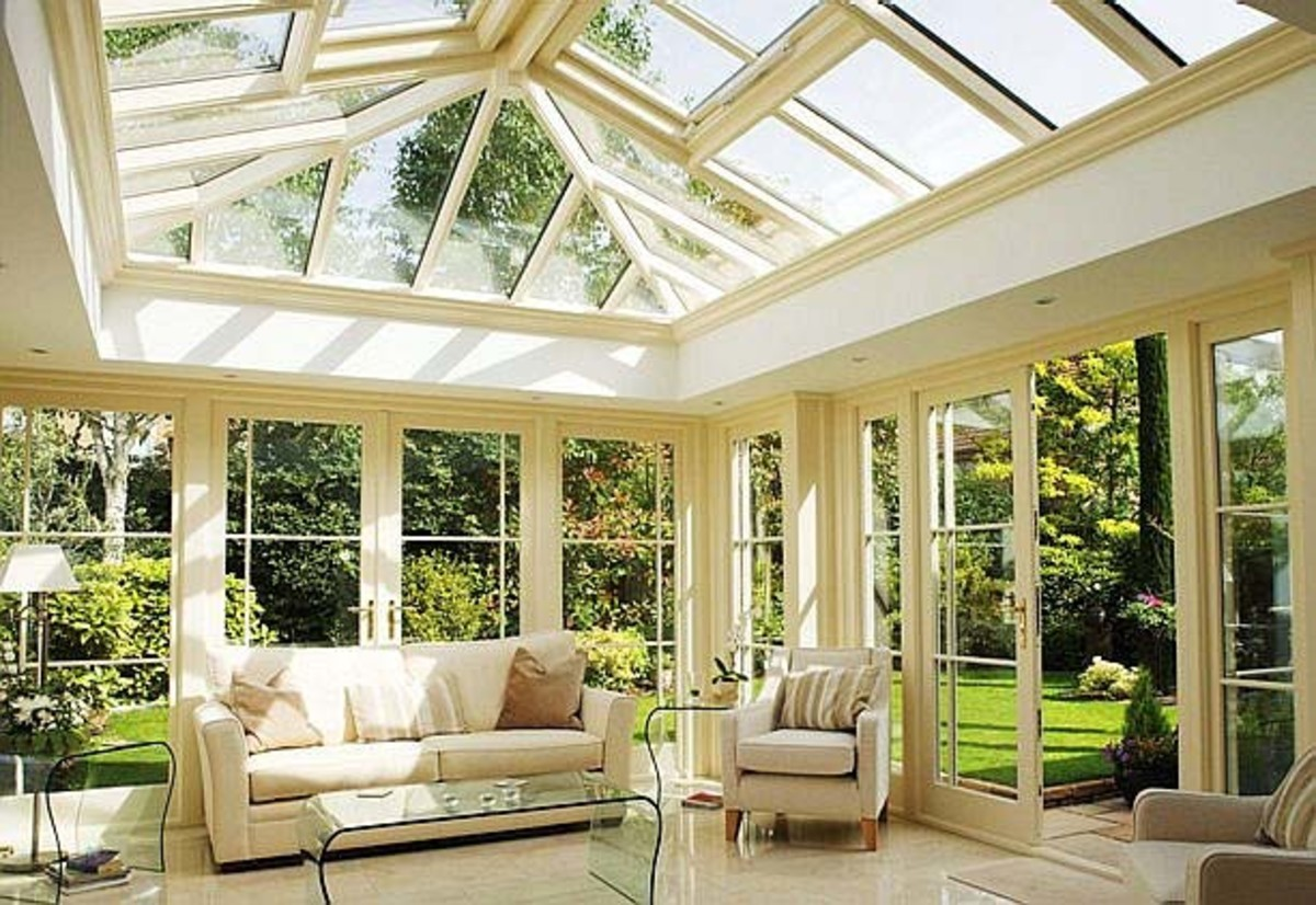 Home Improvement - I Love Orangeries Conservatory Greenhouses Sun Rooms