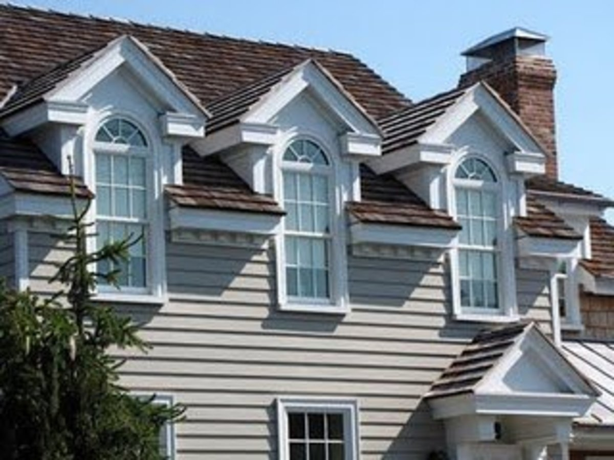 Gabled Dormer Designs