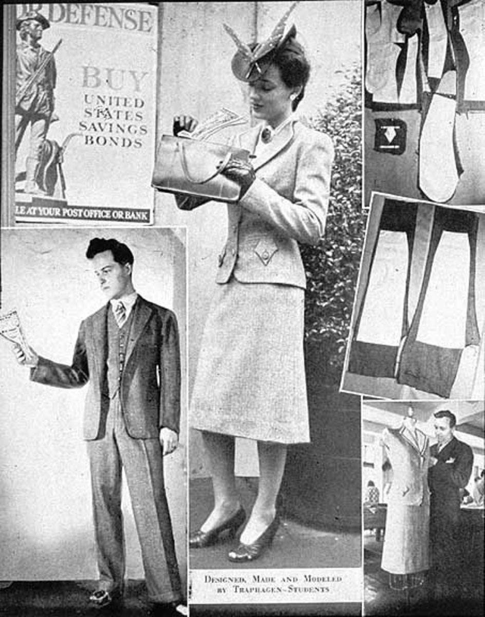fashion influenced by ww2 From the guardian archive fashion fashion archive: the influence of the great war on fashion  fashion from the guardian archive women's coats and jackets winter coats dresses.