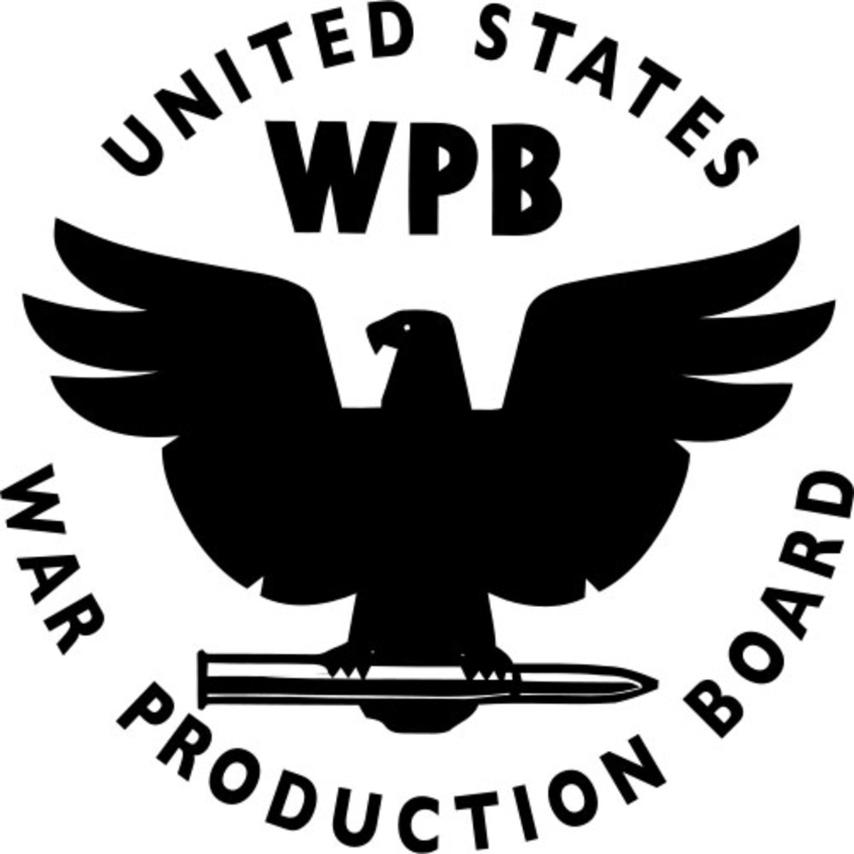 War Production Board Official Seal