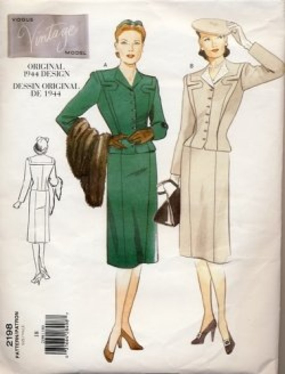 Rationing Fashion: Women's Clothing of WWII