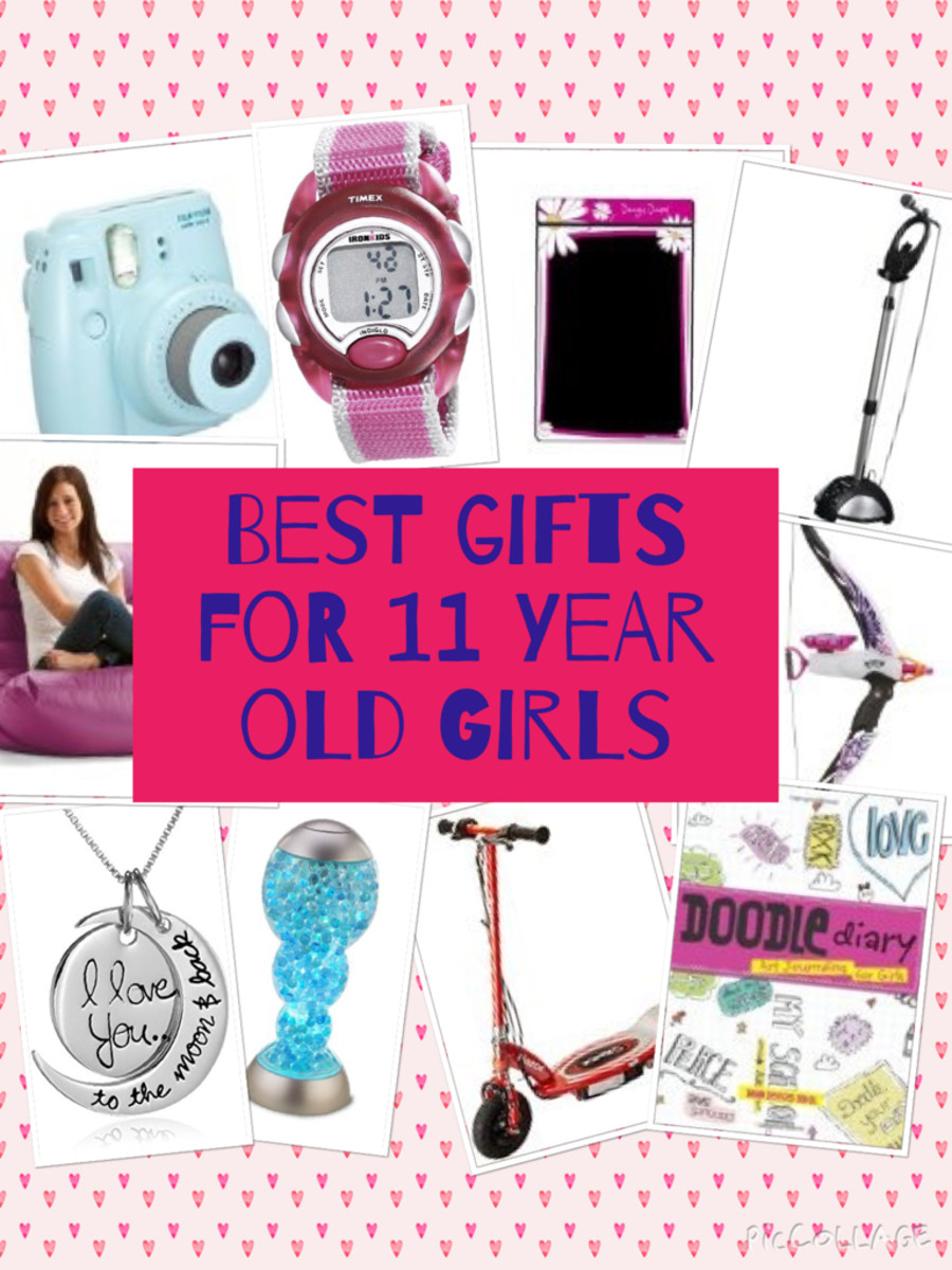Popular gifts for 11 year old girls for Crafts for 10 year old birthday party