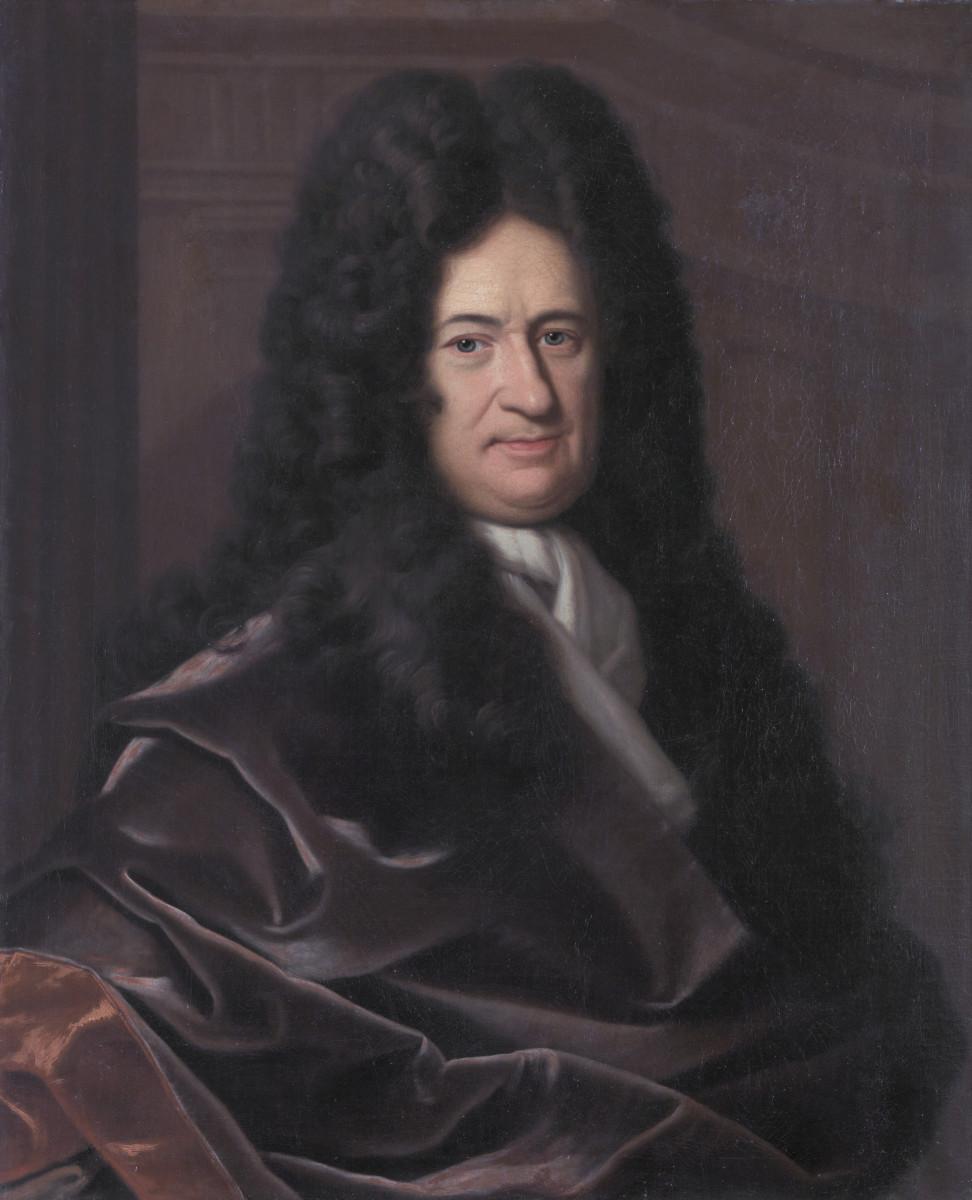 Besides his interest in Christian philosophy, Gottfried Wilhelm von Leibniz (1646-1716) was one of the greatest mathematicians of western civilization.