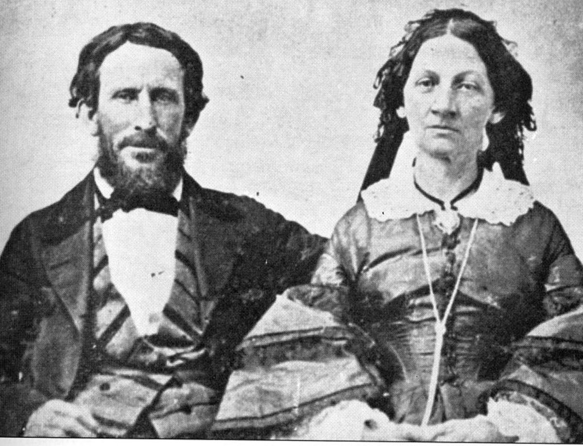 James and Margaret Reed kept hearts and family together.