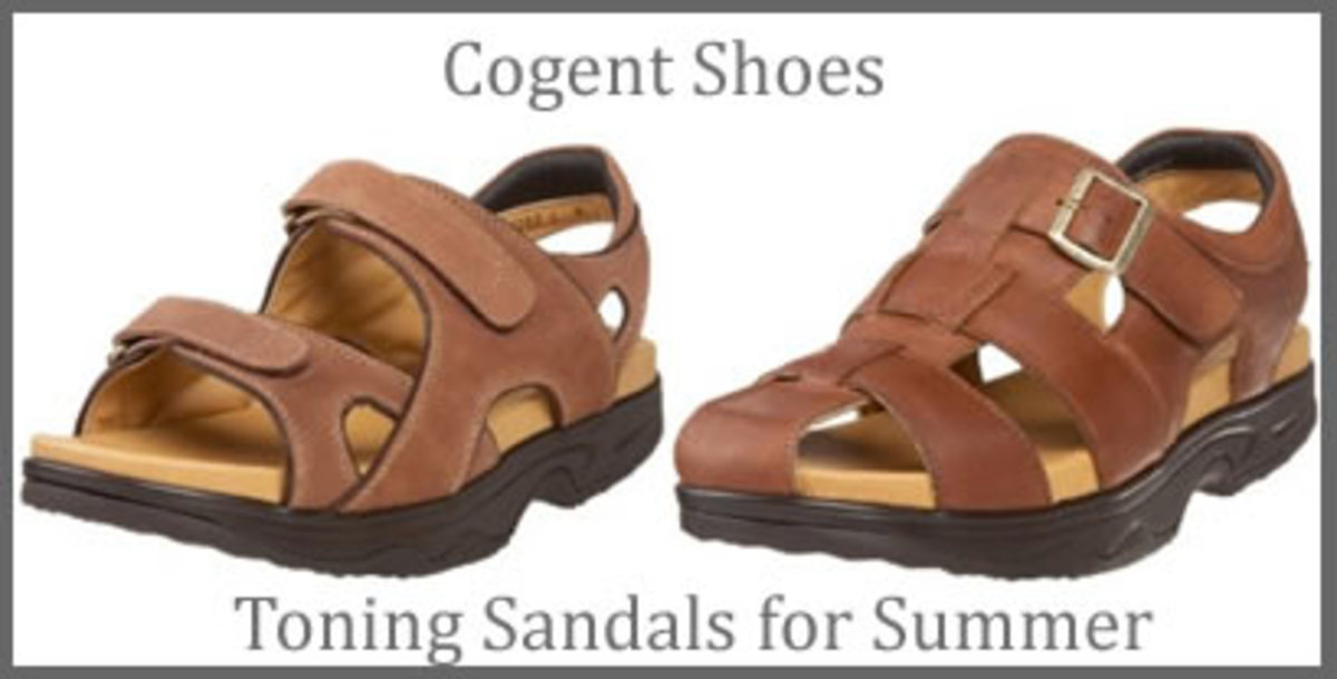 Cogent Toning Sandals