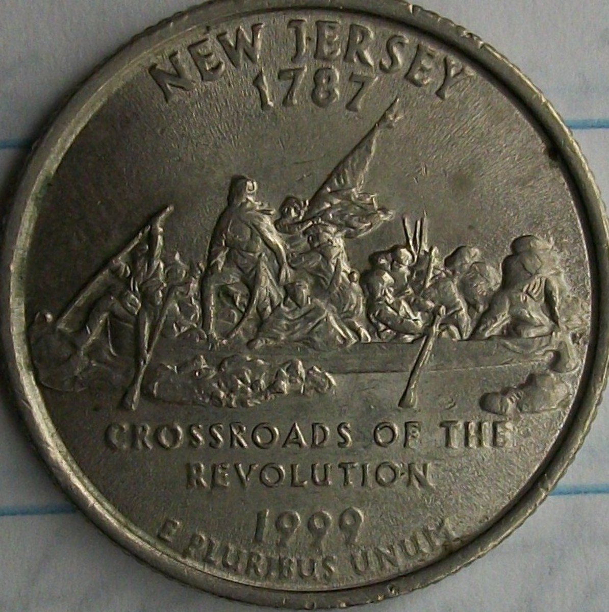 1999P New Jersey reverse doubled die.