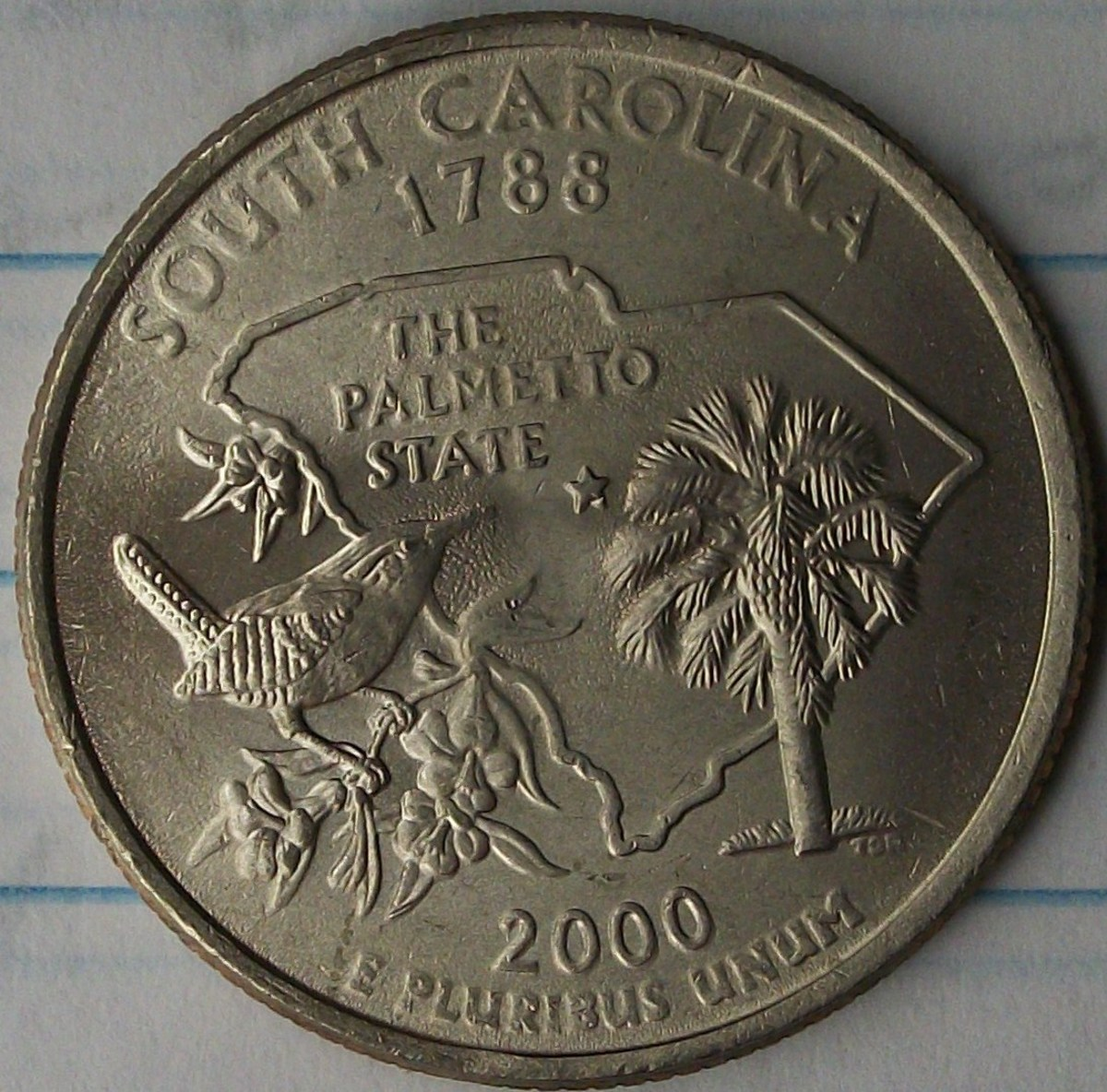 another full view of the reverse
