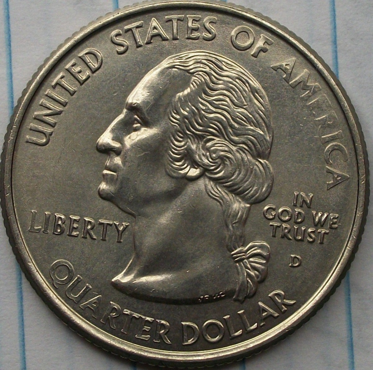 another view of the obverse.