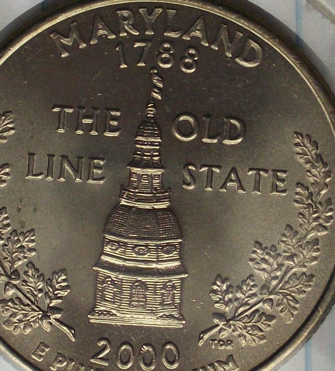 Closeup of the doubling in the OLD and Flags area.