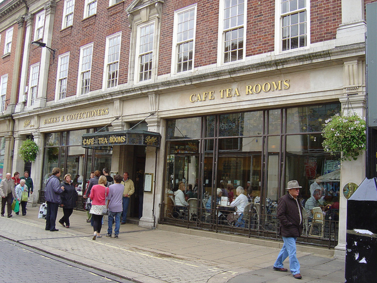 Bettys of York