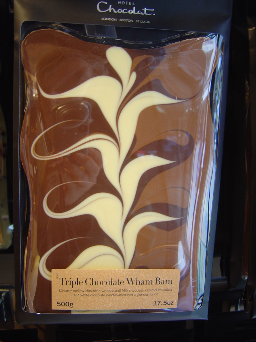 Fabulous chocolate from Hotel Chocolate, York