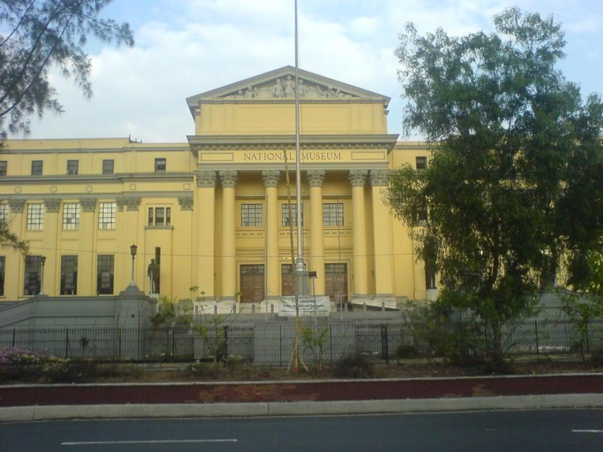 National Museum of the Filipino People (and Department of Tourism) Building