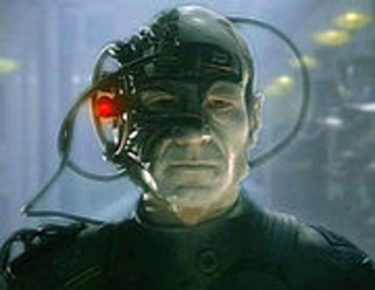 Star Trek - The Borg - We are all connected in new technology