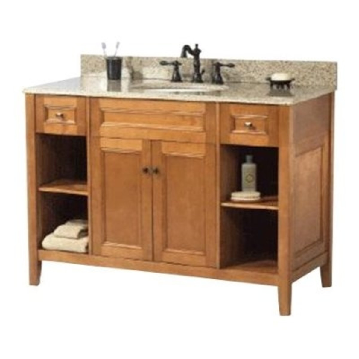 Pegasus 48 inch Exhibit Bathroom Vanity