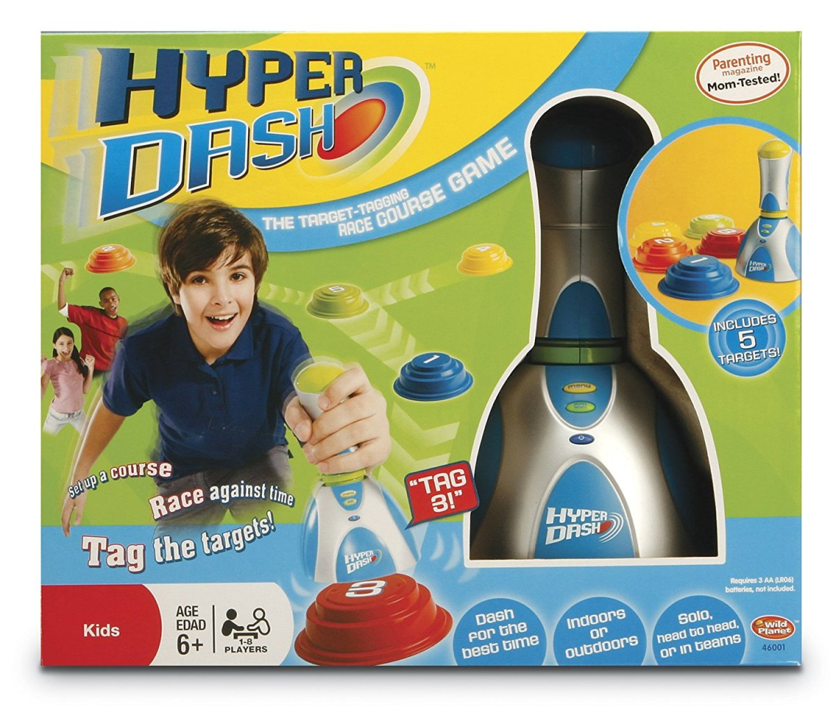 Hyper Dash Electronic Game