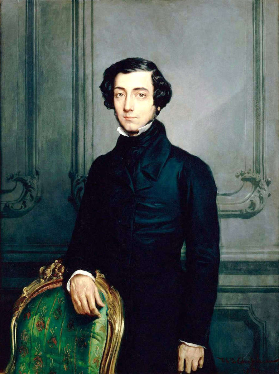 The French aristocrat, Alexis de Tocqueville, spoke of a national character that each nation posesses. Historically, America's national character has been grounded in freedom, equality, independence, and the rule of law.