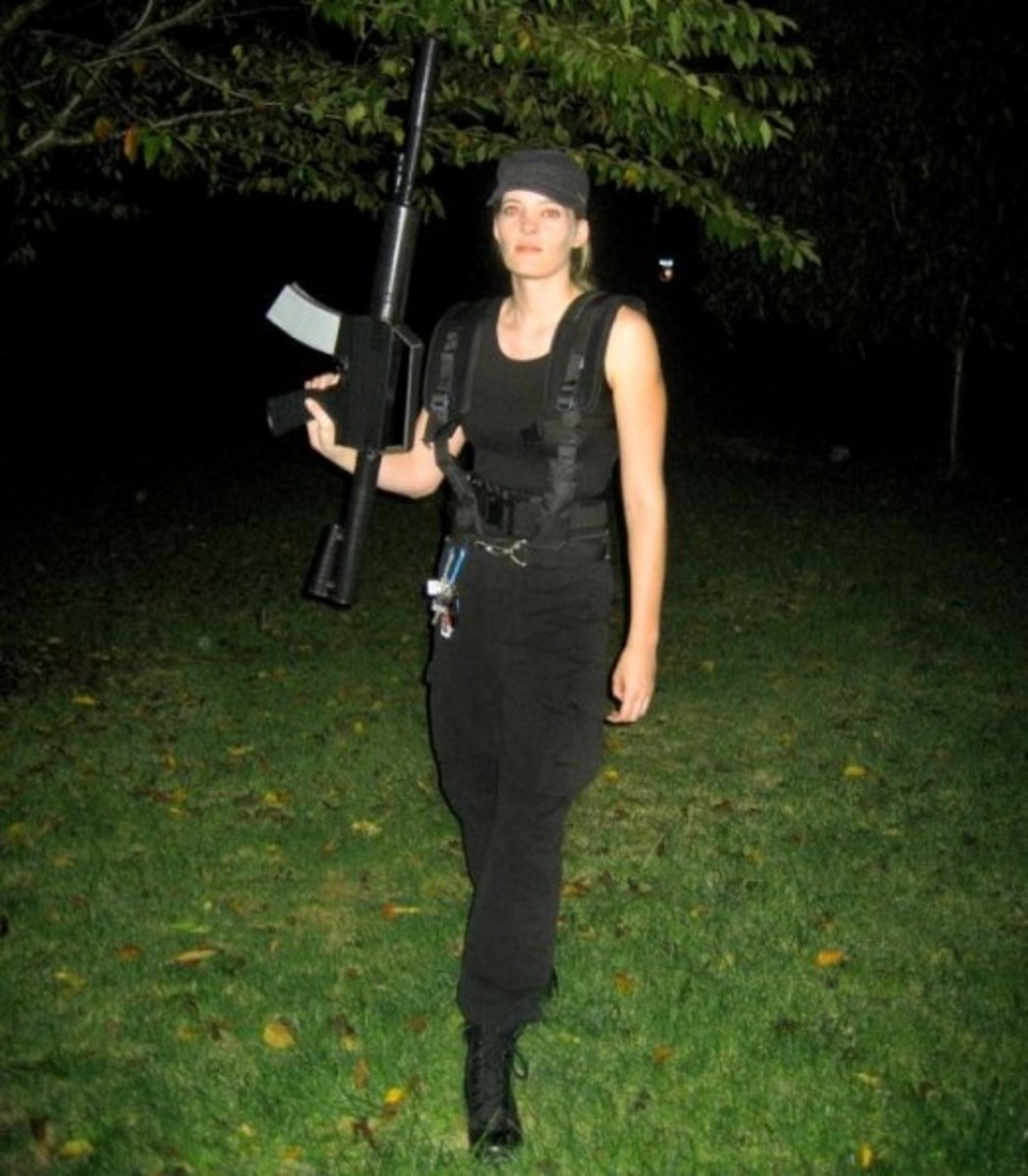 Sarah Connor Costume