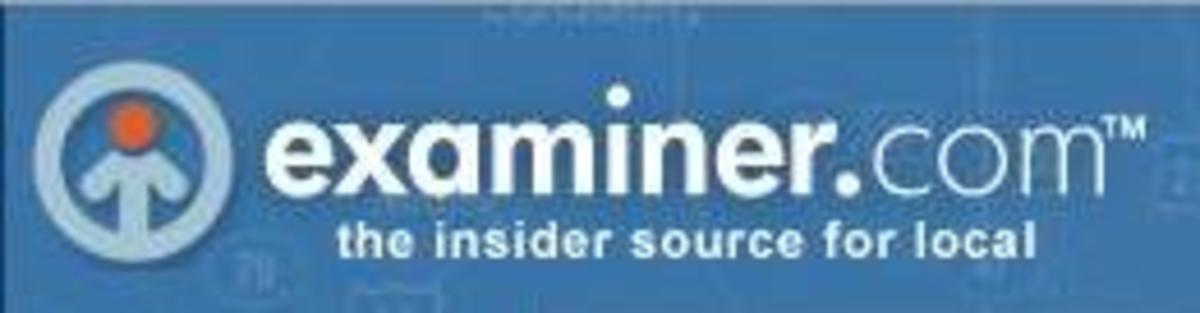 examiner.com a great way to earn onilne
