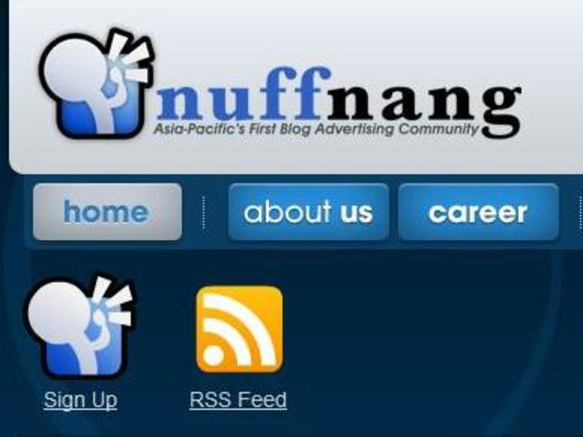 jobs online with Nuffnang