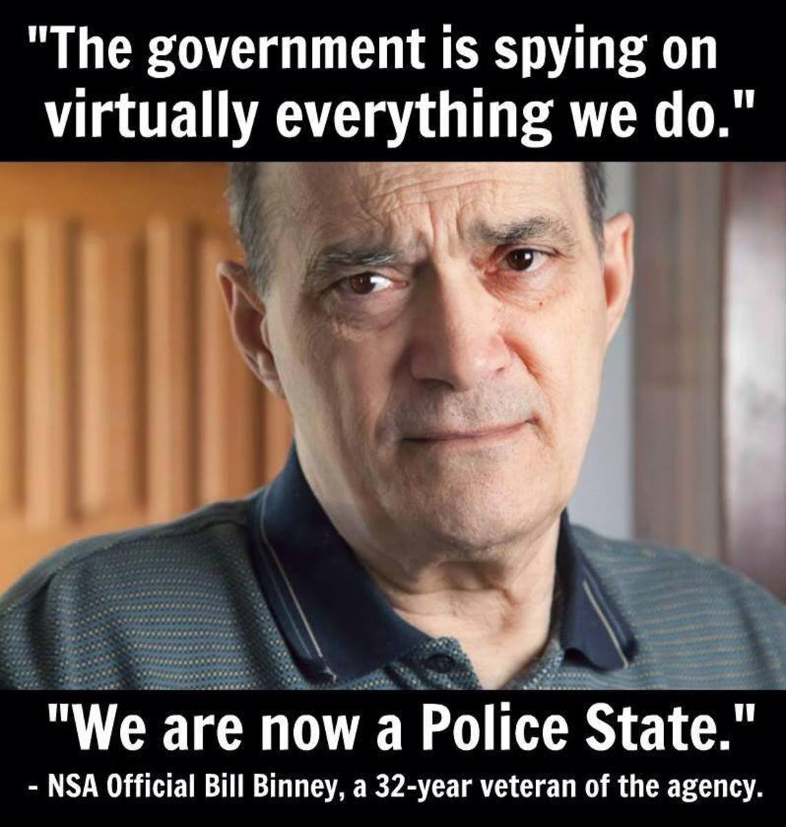 Binney graduated college in 1970 and later signed on with the NSA. He resigned Halloween, 2001. So, he actually worked 31 years and max. 5 months. NOT 32 years. So, what gives?