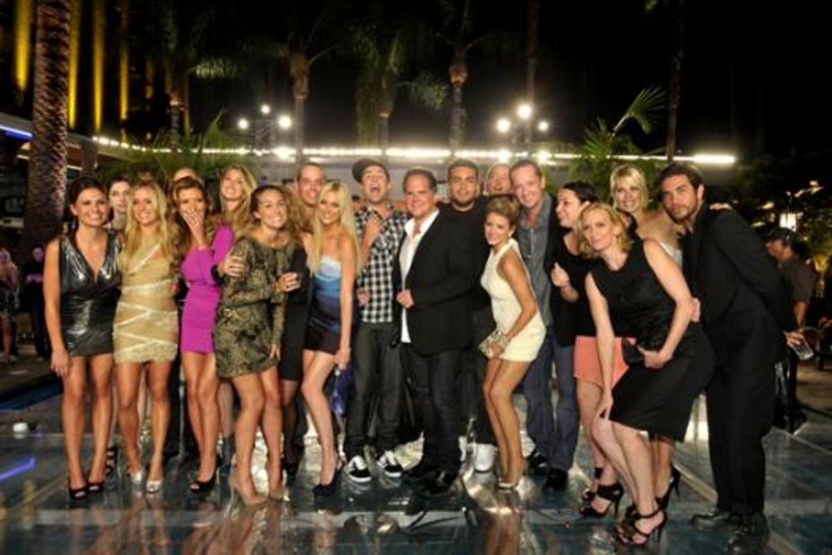 The Full cast of The Hills