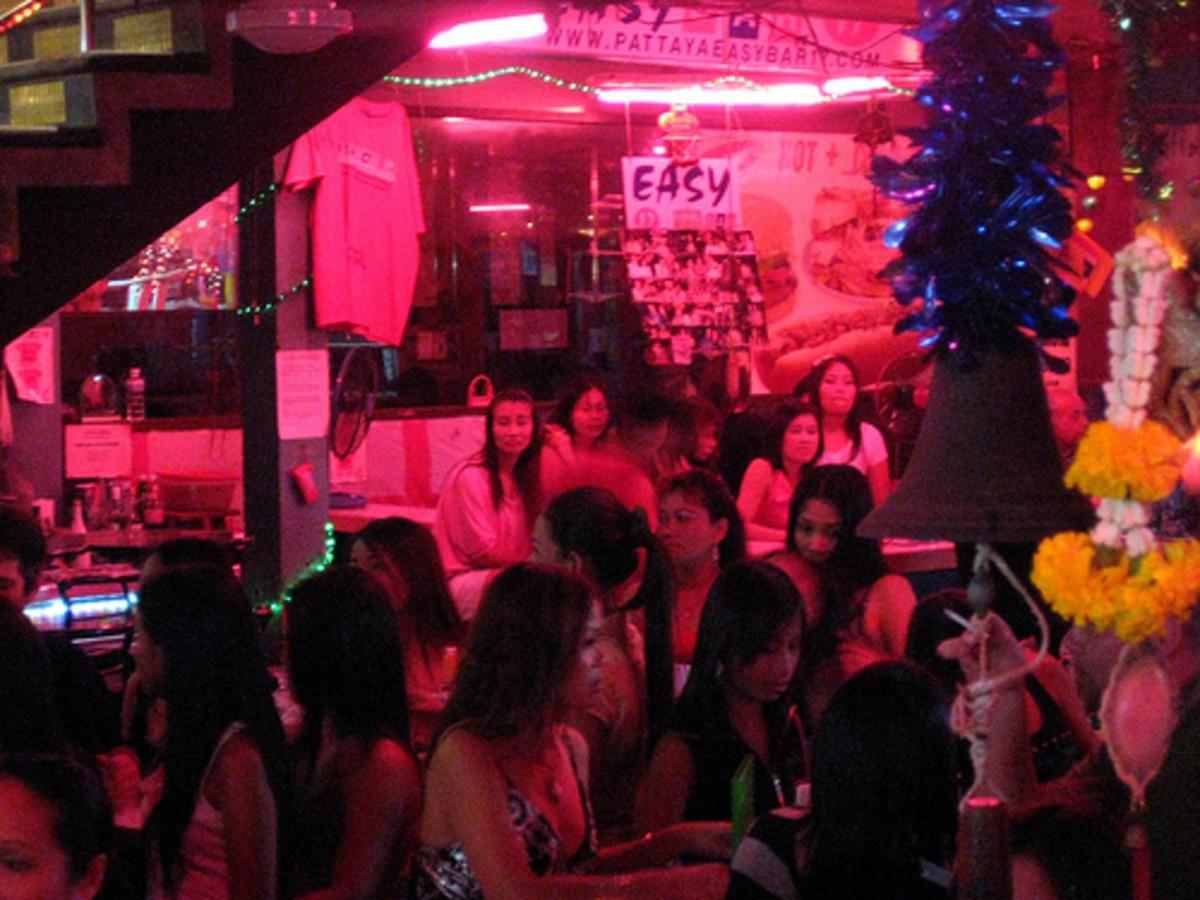 Pattaya Bar Girls