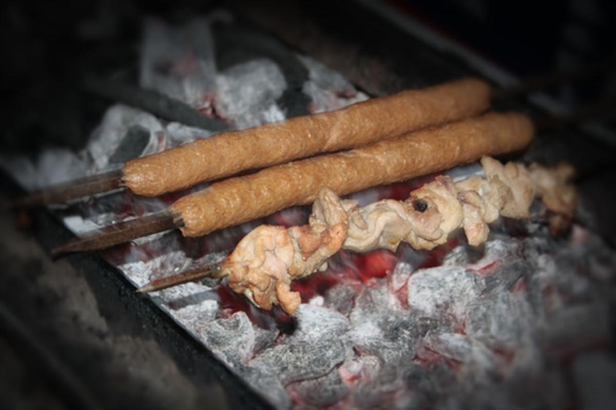 Kakori Kebabs