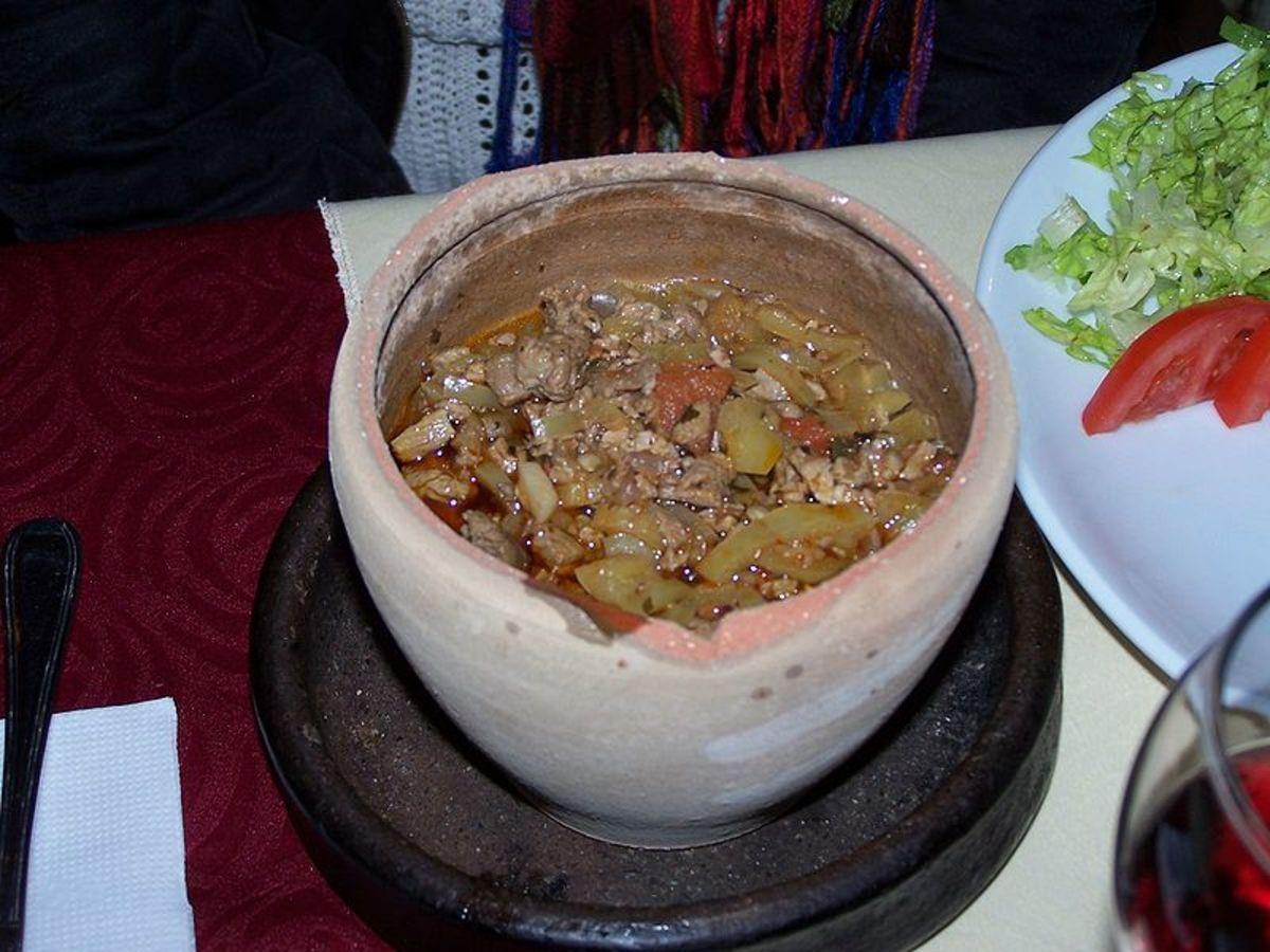 Testi Kebab