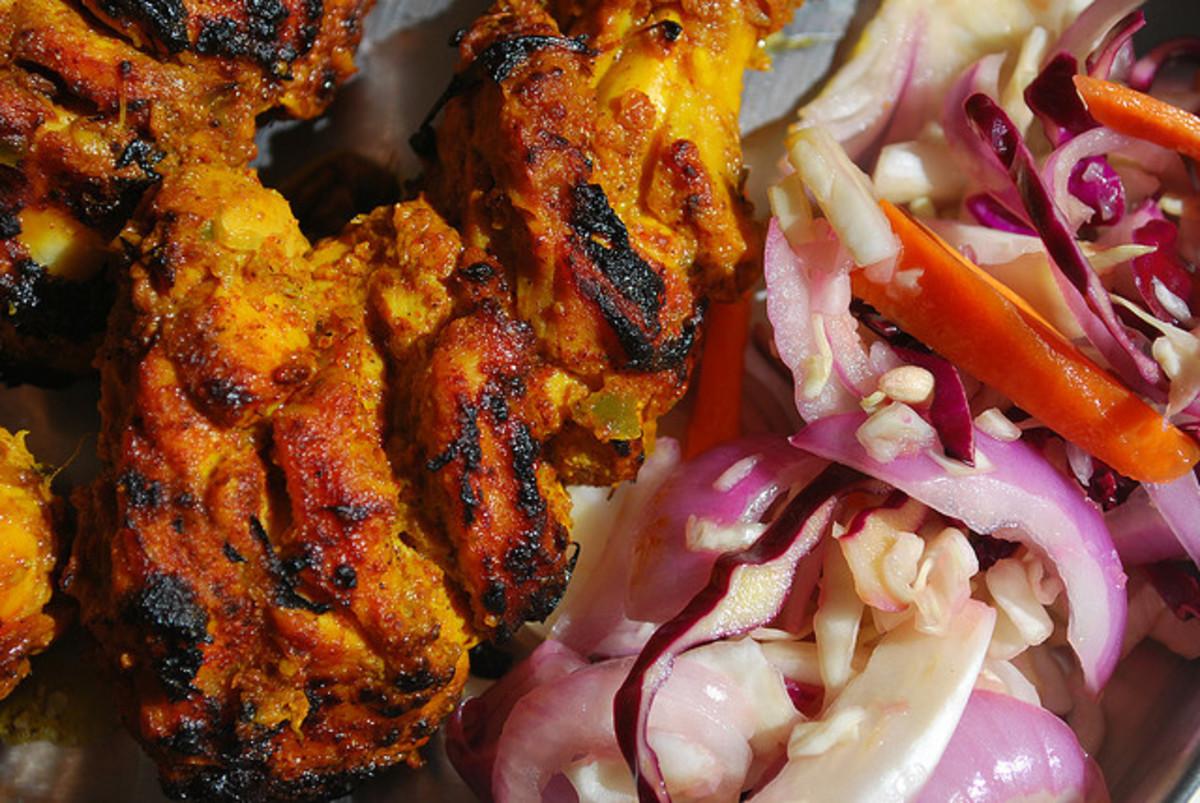 Kalmi Kebabs