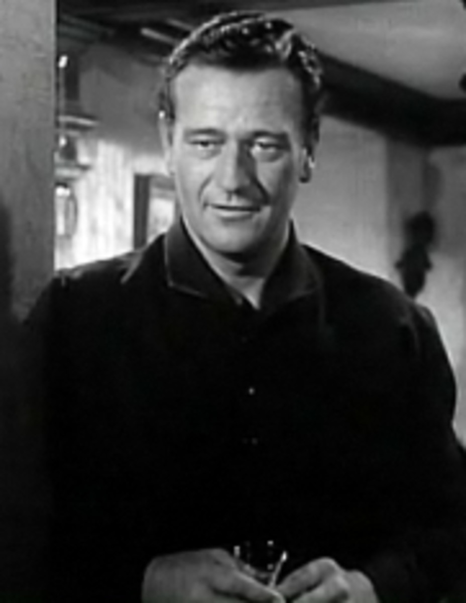 Complete Printable List of John Wayne Movies