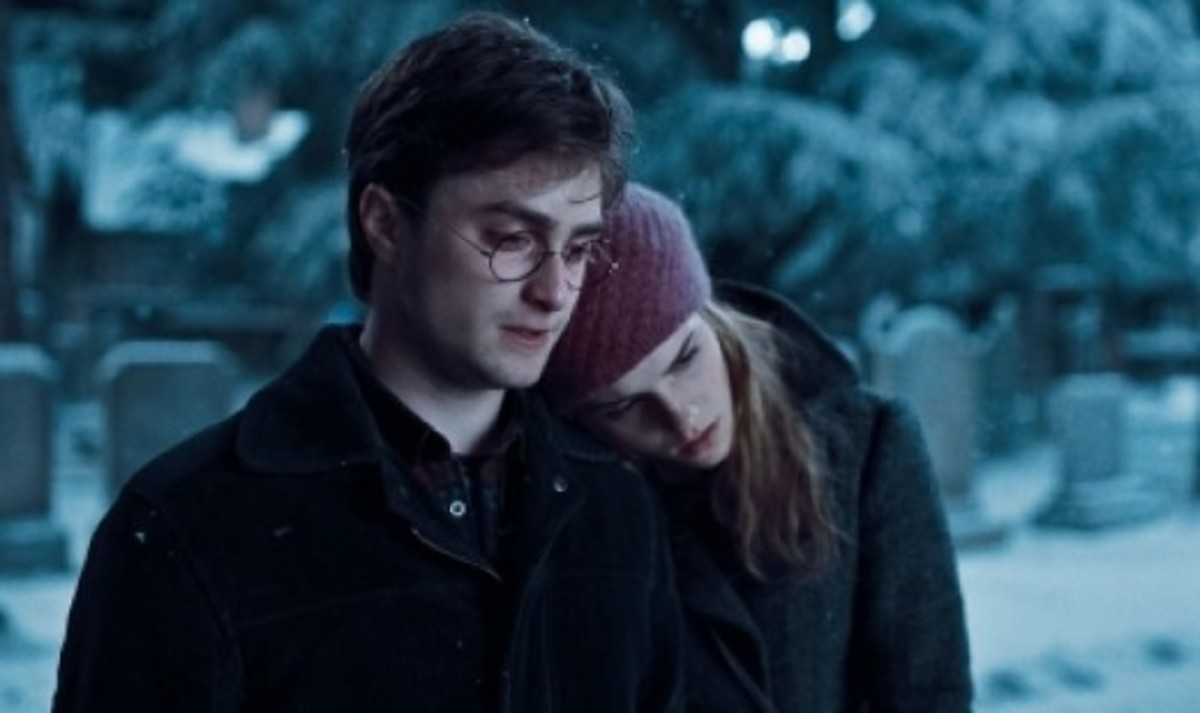 Hermione's Deathly Hallows Hat