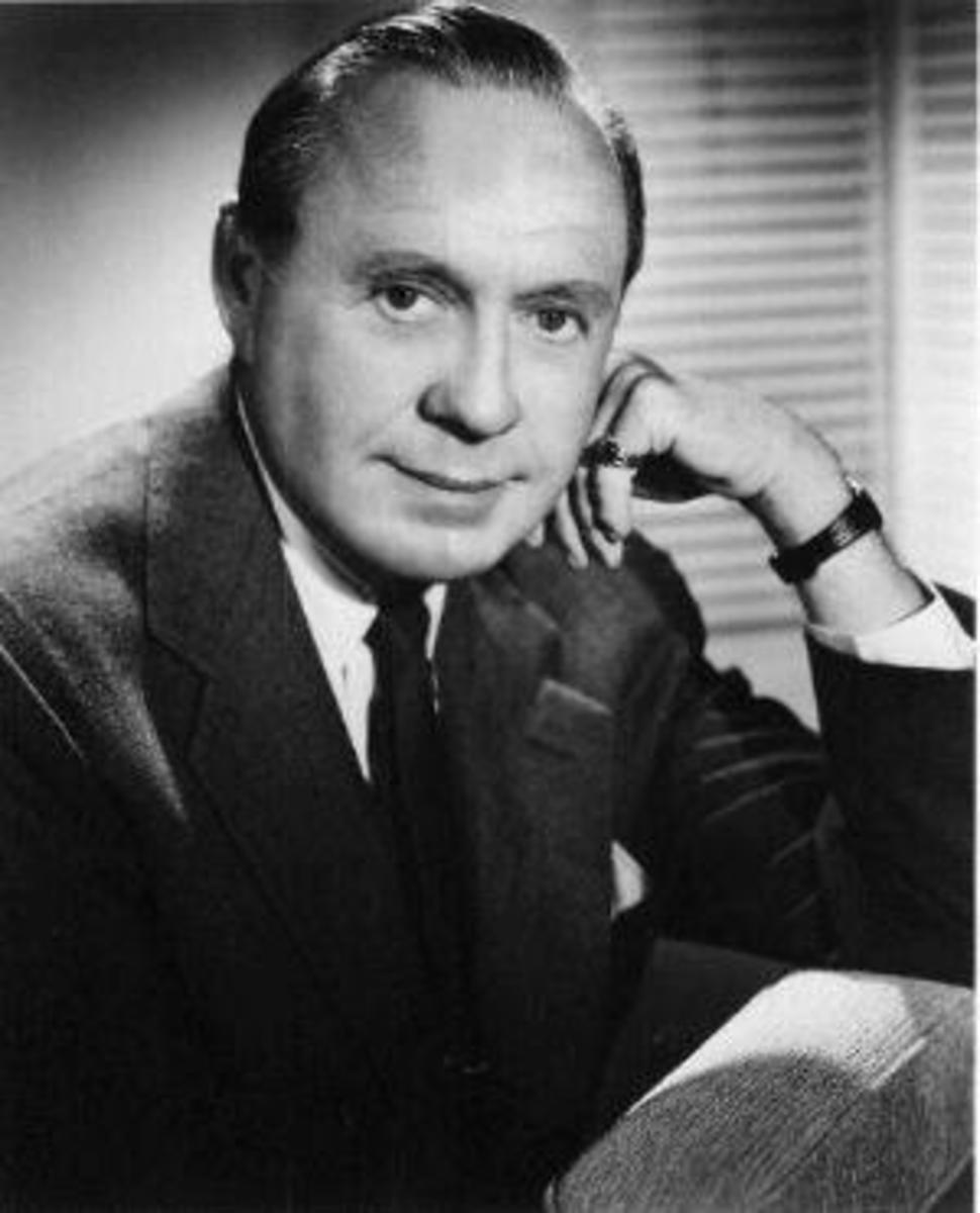 Jack Benny - the Satchel Paige of Comedy!