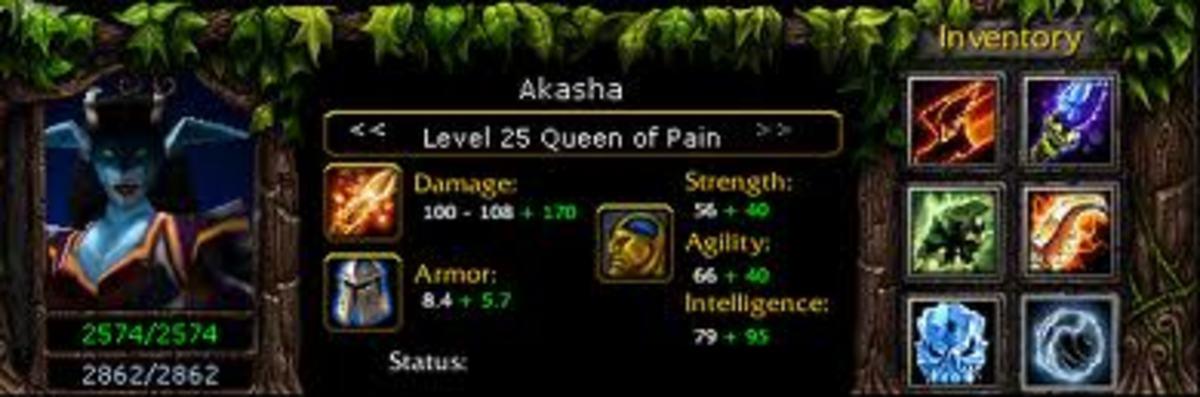 Dota-Utilities: DotA-Allstars Hero Strategy Guide - Akasha ...
