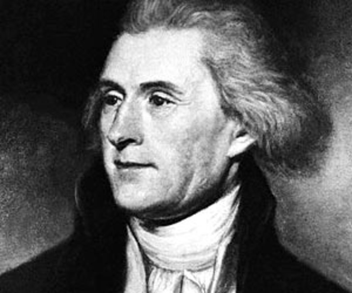 Why Thomas Jefferson was a Hypocrite