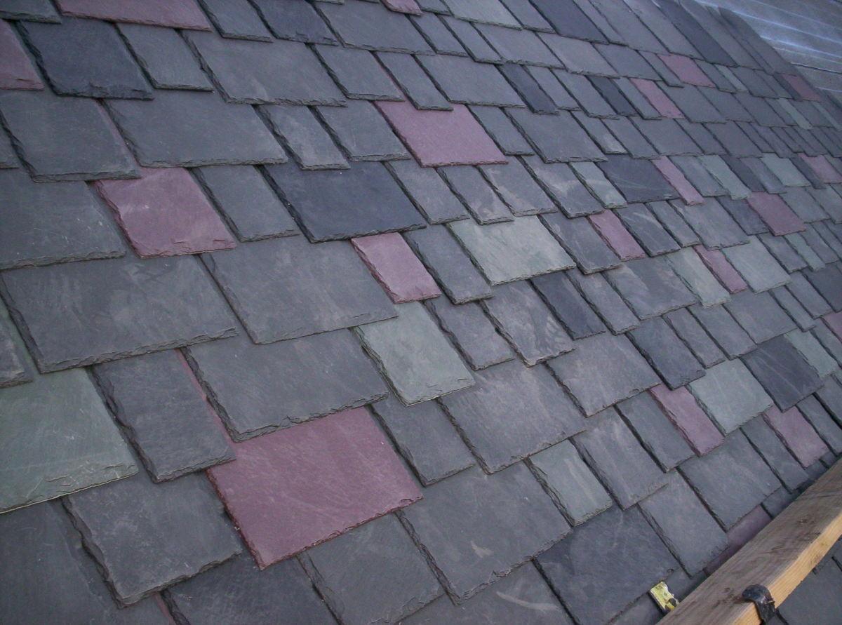 Slate Roofing Tiles
