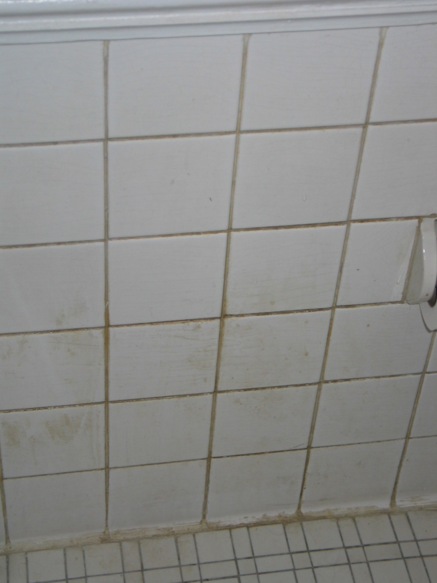 Icky, dirty grout