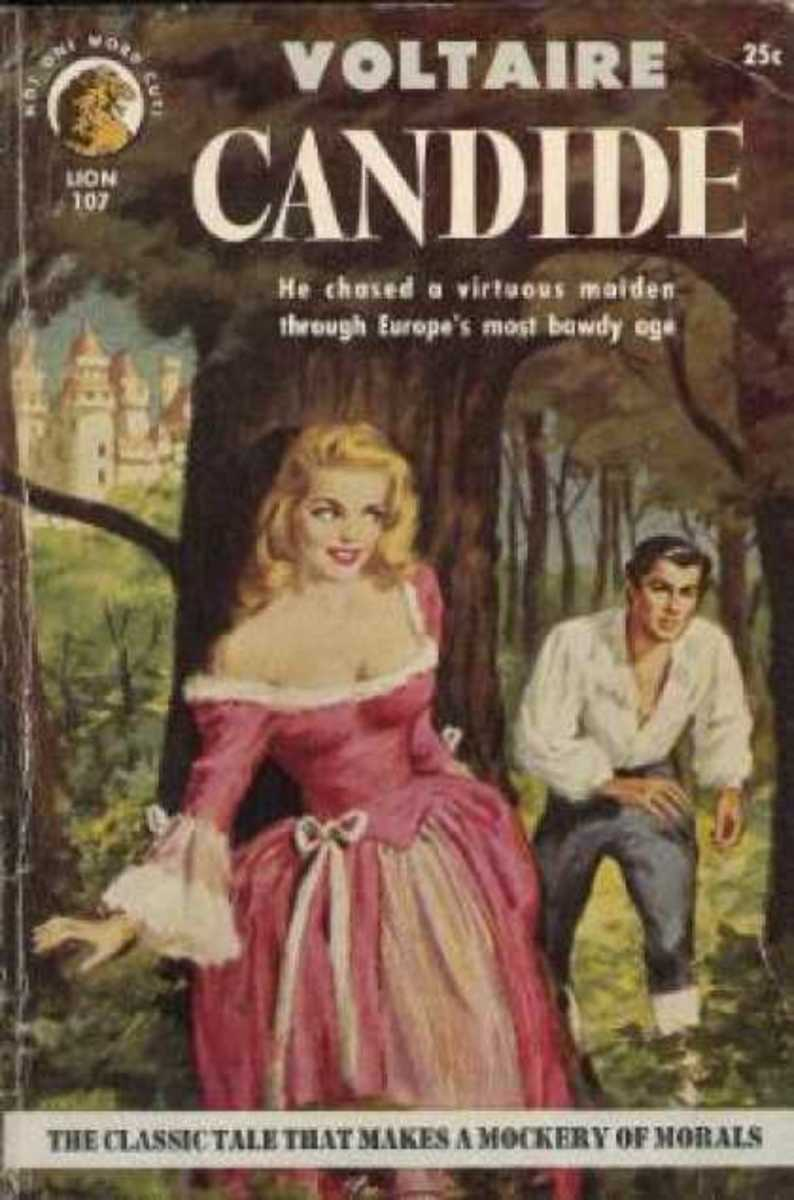 Candide was written in 1759, over 250 years ago.