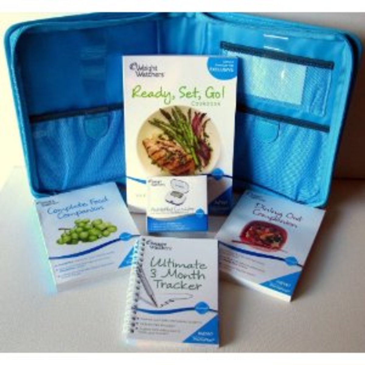Weight Watchers 2011 Points Plus Deluxe Member Kit