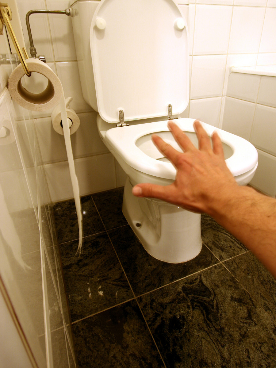 Plumber Tips - Toilet Plumbing, with Video