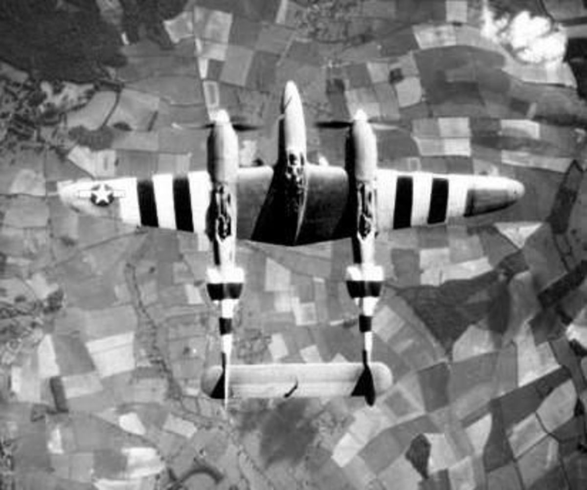 History of the P-38 Lightning