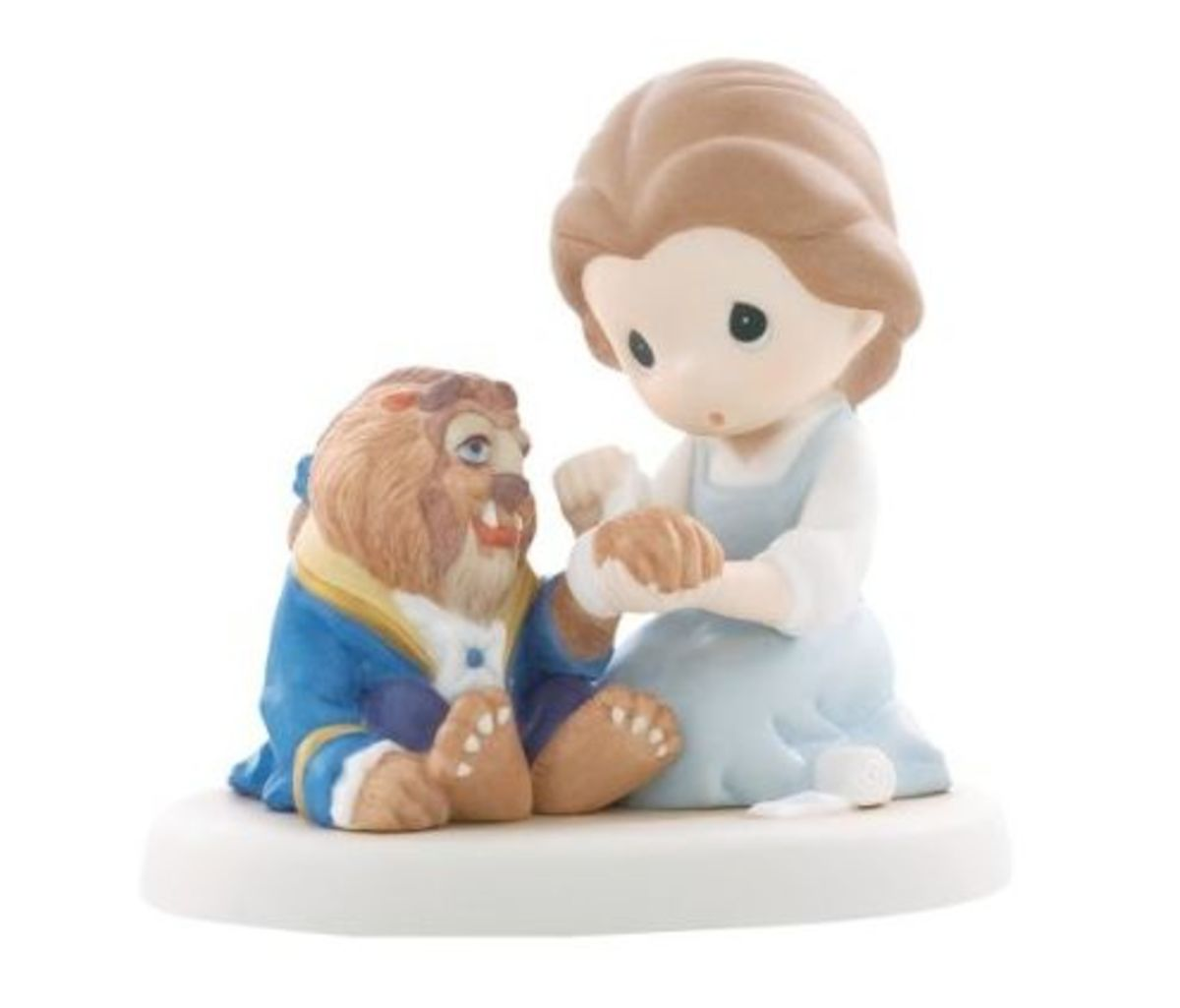 "Disney Precious Moments Collection ""Friends Share Caring Hearts"""