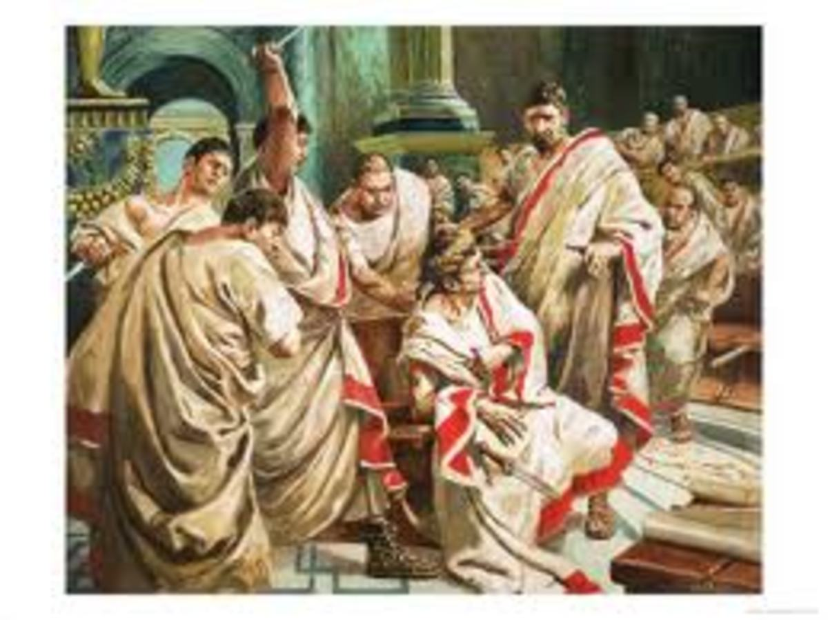 Assassination of Julius Caesar