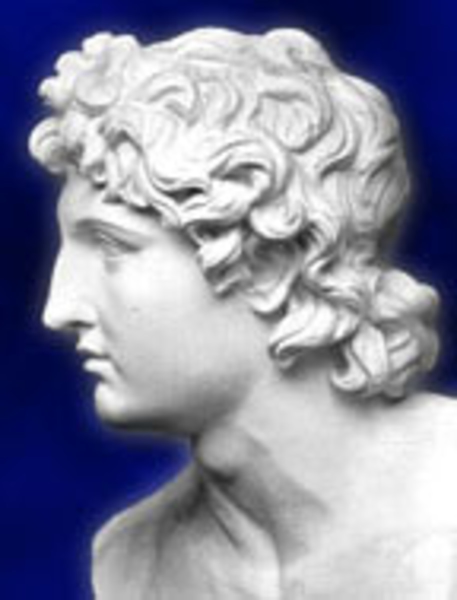 Alexander the Great  356 - 323 B.C.