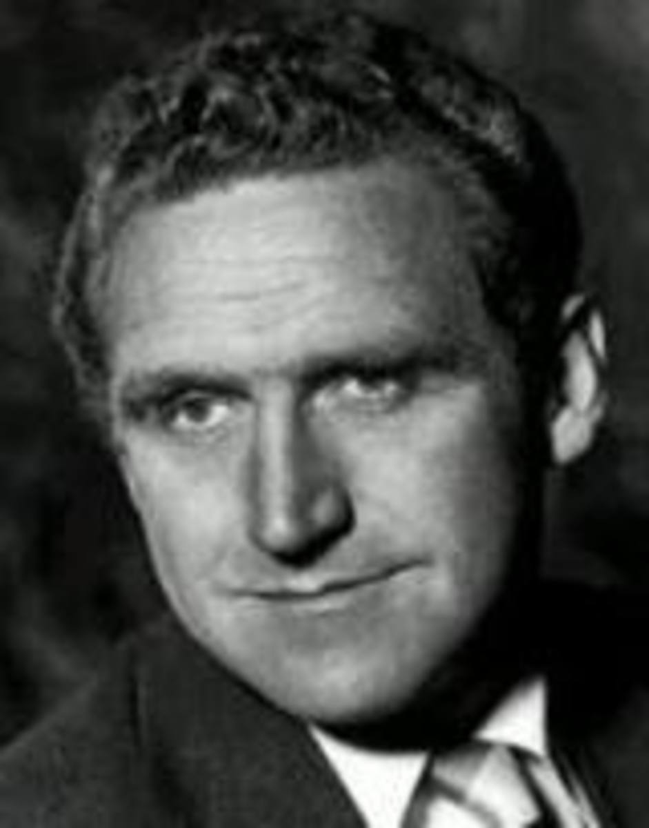 Actor James Whitmore - do you see a resemblance?