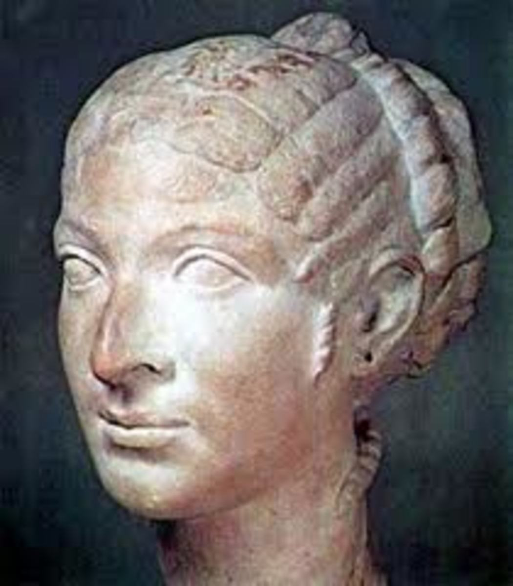 Cleopatra VII 69 - 30 B.C.