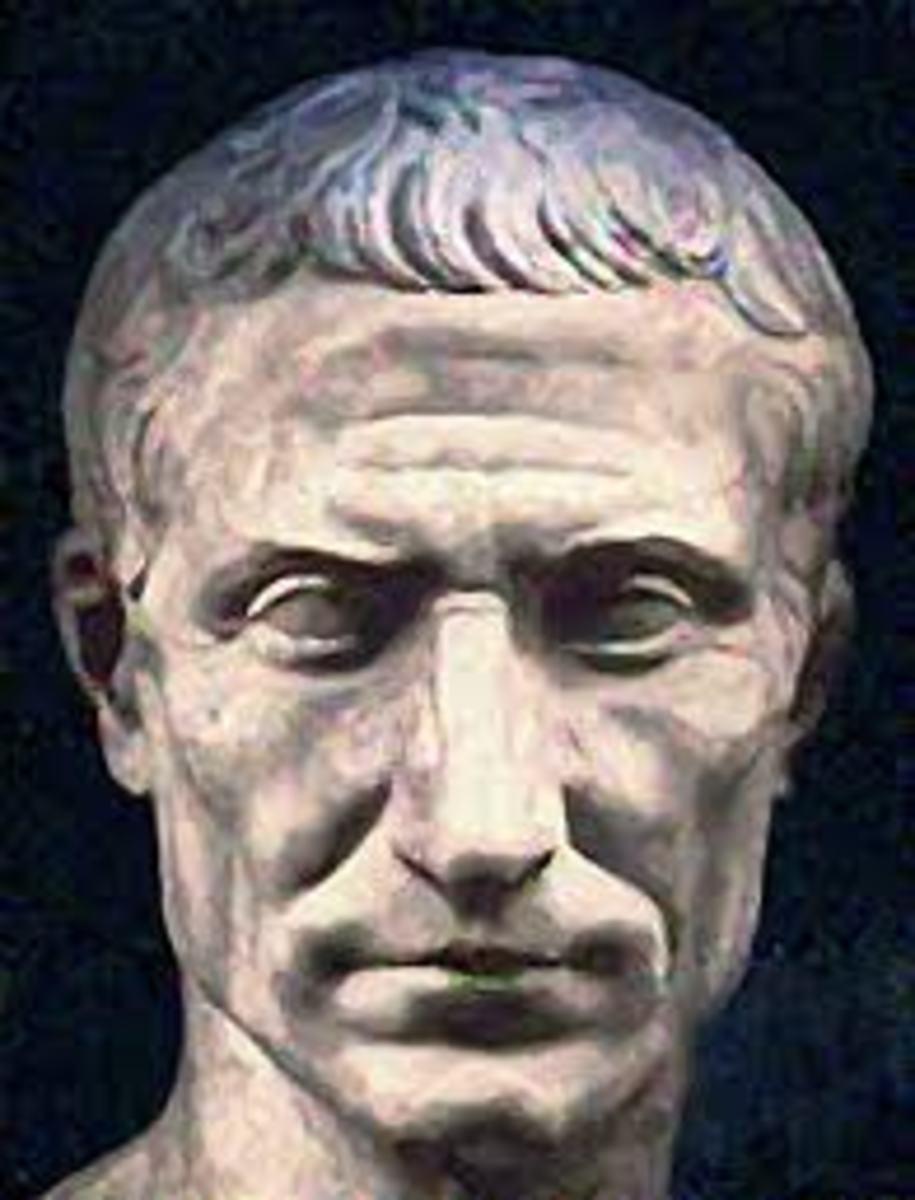 Julius Caesar  100 - 44 B,C,